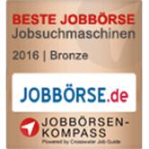 Jobsuchmaschinen Beste Jobbörse Bronze Auszeichung Jobbörsenkompass Logo