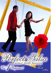 Perfect Salsa DVD vol, 1  ¥4,400