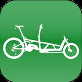 Winora Lasten e-Bikes in der e-motion e-Bike Welt in Frankfurt