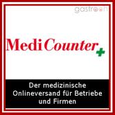 Medizinischer Onlineversand für Firmen
