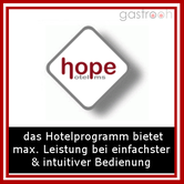intuitives Hotelprogramm