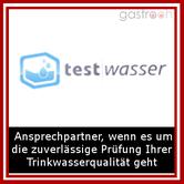 Wasseranalyse Gastronomie