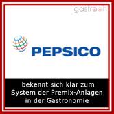 Zapfanlagen mieten von Pepsi