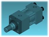 KOMPAUT, Hydraulic Cylinder ISO 6020/2