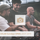 DJ Pult Solar Club Die halle Tor 2