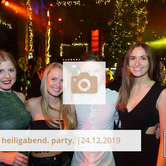 Heiligabend Party 2019 DIE HALLE Tor 2