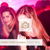 logo Candy Shop März 2019 Halle Tor 2, Die Halle Tor 2, Halle Tor 2, Party, Disko, Tanzen, Club, Kölner Nachtleben, Event, Veranstaltung heute, Musik, Eventlocation Köln