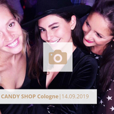 Candy Shop Cologne 14.09.2020 DIE HALLE Tor 2