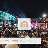 Foto Coconut Party  Juli 2019 Die Halle Tor 2
