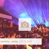 Silvester Party 2019 DIE HALLE Tor 2