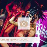 OMClub Party September 2019 DIE HALLE Tor 2