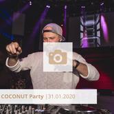 Coconut Party Januar 2020 DIE HALLE Tor 2