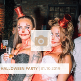 Halloween Party 2019 DIE HALLE Tor 2