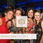 Coconut Party November 2019 DIE HALLE Tor 2