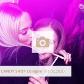 Candy Shop Cologne Februar 2020 DIE HALLE Tor 2