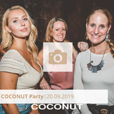 Coconut Party September 2019 DIE HALLE Tor 2