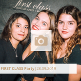 First Class Party September 2019 DIE HALLE Tor 2