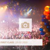 First Class an Weiberfastnacht DIE HALLE Tor 2