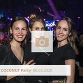 COCONUT Geburtstagsparty März 2020 DIE HALLE Tor 2