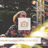 DJ Pult Solar Club Die halle Tor 2 August