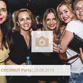 Coconut Party Die Halle Tor 2 August 2019, Die Halle Tor 2, Halle Tor 2, Party, Disko, Tanzen, Club, Kölner Nachtleben, Event, Veranstaltung heute, Musik, Eventlocation Köln
