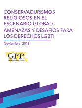 Conservadurismos religiosos en el escenario global. Informe del GPP