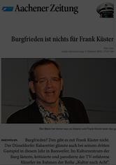 Frank Küster Kabarett Comedy Baesweiler Düsseldorf