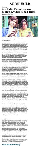Südkurier, 25.8.2014