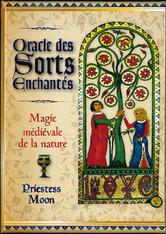 Oracle des sorts enchantés, Pierres de Lumière, tarots, lithothérpie, bien-être, ésotérisme