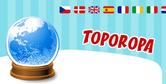 Toporopa: Geographie Quiz
