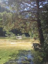 séjour zen en aragon pyrénées sierra de guara nocito piscine naturelle marche consciente bien-être naturisme sauvage thérapie holistique chamanisme élémentaux