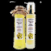 confezione regalo bagnodoccia e acqua profumata limone ischia