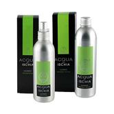 kit bagno shampoo doccia e deodorante acqua di ischia uomo ischia cosmetici naturali