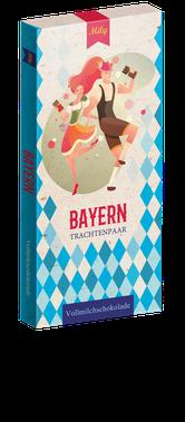 Bayern München Schokolade