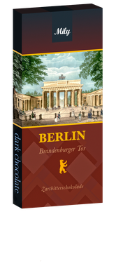 BRANDENBURGER TOR  Berlin Schokolade