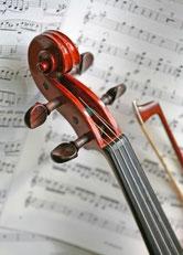 Instrument Programm Aufnahmeprüfung Musikhochschule Noten