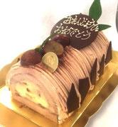 モンブラン モンブランロール バースデーケーキモンブラン モンブランバースデーケーキ お誕生日ケーキモンブラン