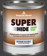 Benjamin Moore Super Hide Paint