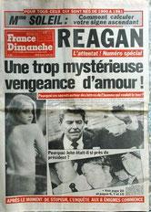 Reagan romper...