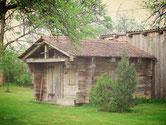 Holzhaus Ponterosa auf dem Reiterhof Echenzell