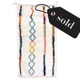 berber tapijt beni ouarain marokkaans kleed