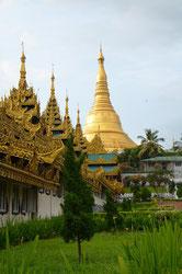 Schwedagon-Pagoda (Myanmar)