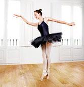 Werkhaus wh-031700-000001 Parkettbild mit Ballerina