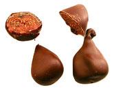 Figues confites - Fruitées - Corné Dynastie - chocolat