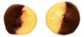 tranche citron - Fruitées - Corné dynastie - chocolat