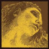 Пирастро для скрипки Evah Pirazzi Gold