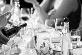 Sängerin Christina Schlupf zum Dinner oder Sektempfang am Abend