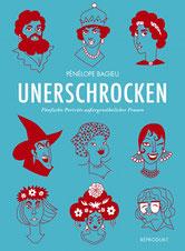 Bild: Unerschrocken 1 Cover Verlag Reprodukt