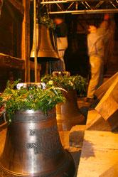 Glockenaufzug am 19. November 2012