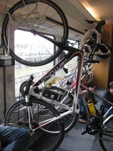 Radtransport im IC